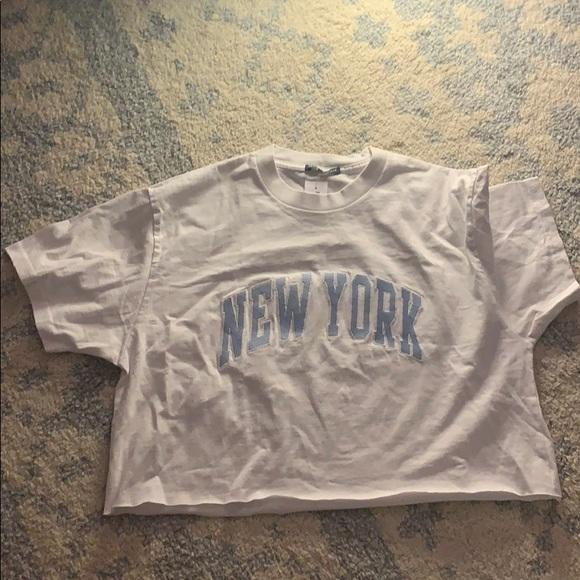 New York brandy Melville tee